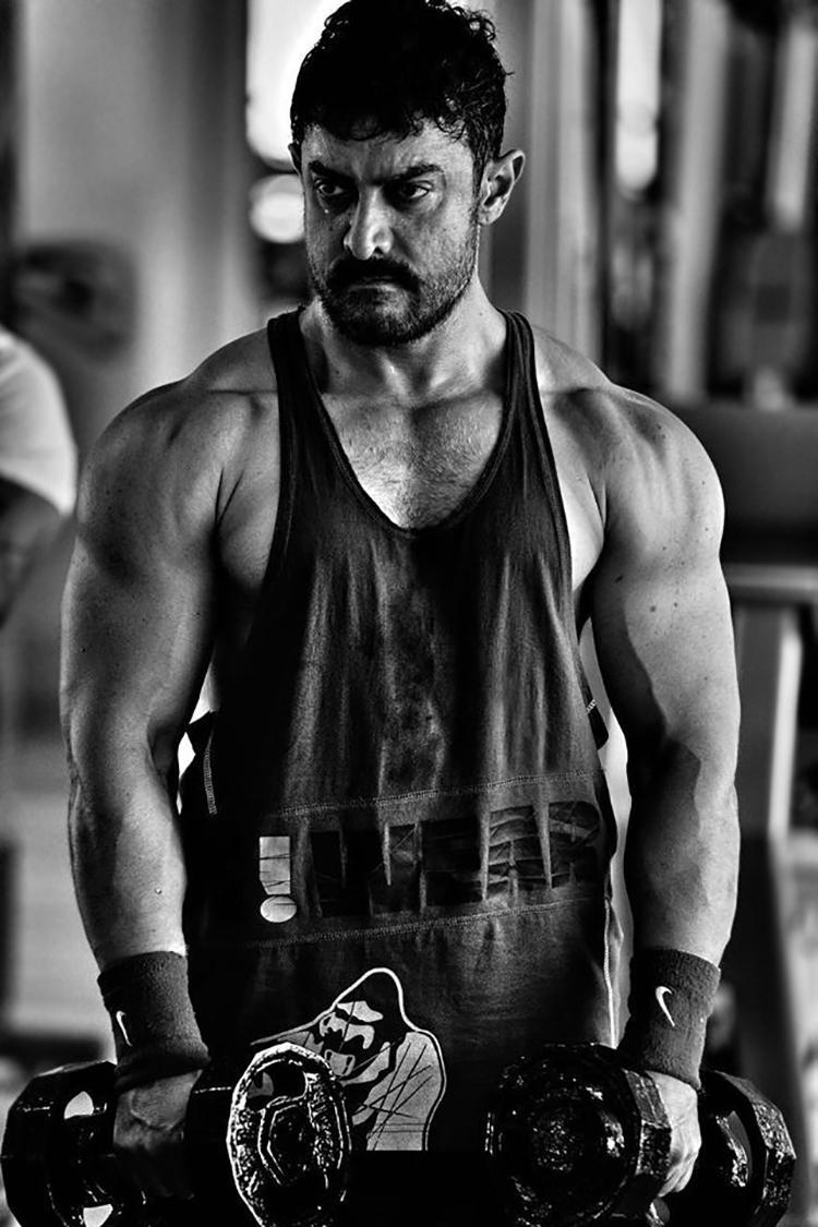 Aamir Khan's super hot candid pic