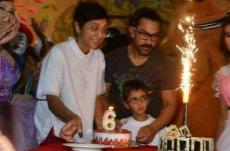 Aamir Khan personal photo