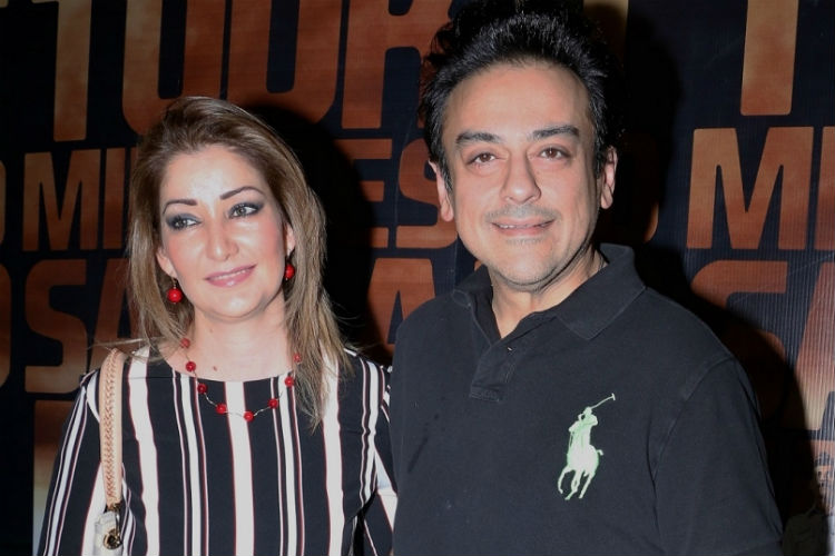 Adnan Sami And Wife Roya Welcome Baby Girl With A Beautiful Name