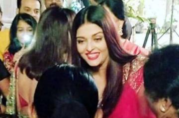 Aishwarya Rai Bachchan personal photo