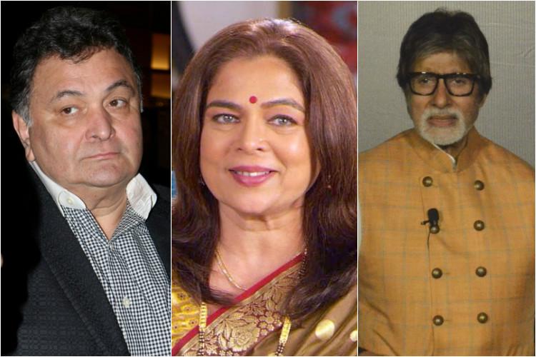 Reema Lagoo death, Amitabh Bachchan, Rishi Kapoor
