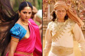 Anushka Shetty Bahubali 2, Rudhramadevi