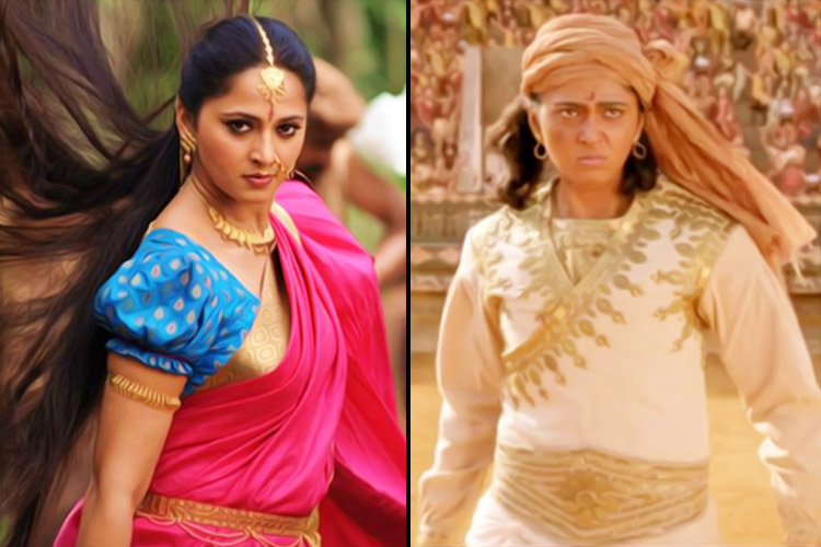 Anushka Shetty was amazing in Baahubali 2, but her warrior prince avatar in this Telugu film is one to die for