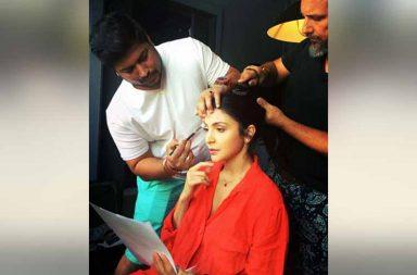 Anushka Sharma candid photo