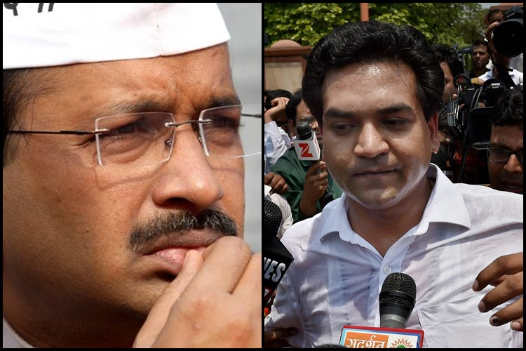 AAP rejects Kapil Mishra's 'absurd' charges