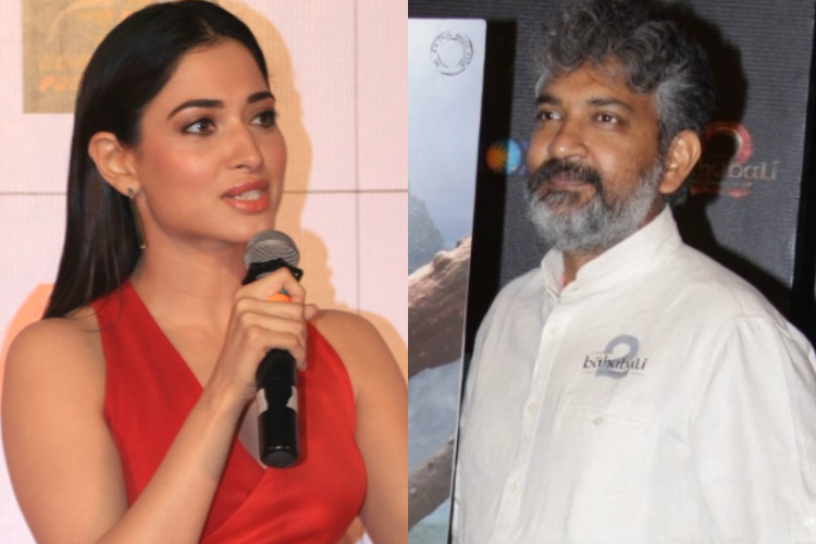 Baahubali 2: Tamannaah Bhatia speaks up about her chopped scenes and tiff with SSRajamouli