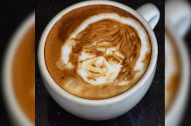 Coffee, Baristart, Coffee Art
