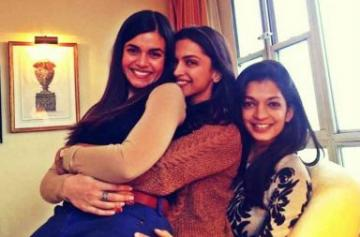 Deepika Padukone personal photo