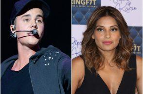 Karan Singh Grover and Bipasha Basu, Justin Bieber concert