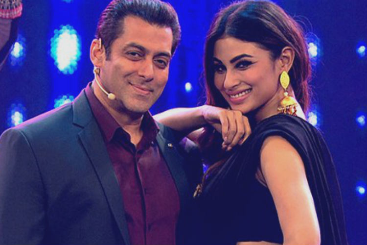 After Sana Khan, is Salman Khan planning to launch Mouni Roy in Bollywood?