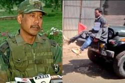 Major Gogoi, Who Used Kashmiri Civilian As Human Shield, Detained By Police With A Girl In SrinagarHotel