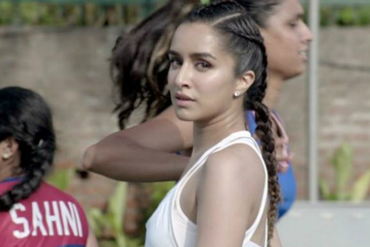 Shraddha Kapoor in a still from Half Girlfriend