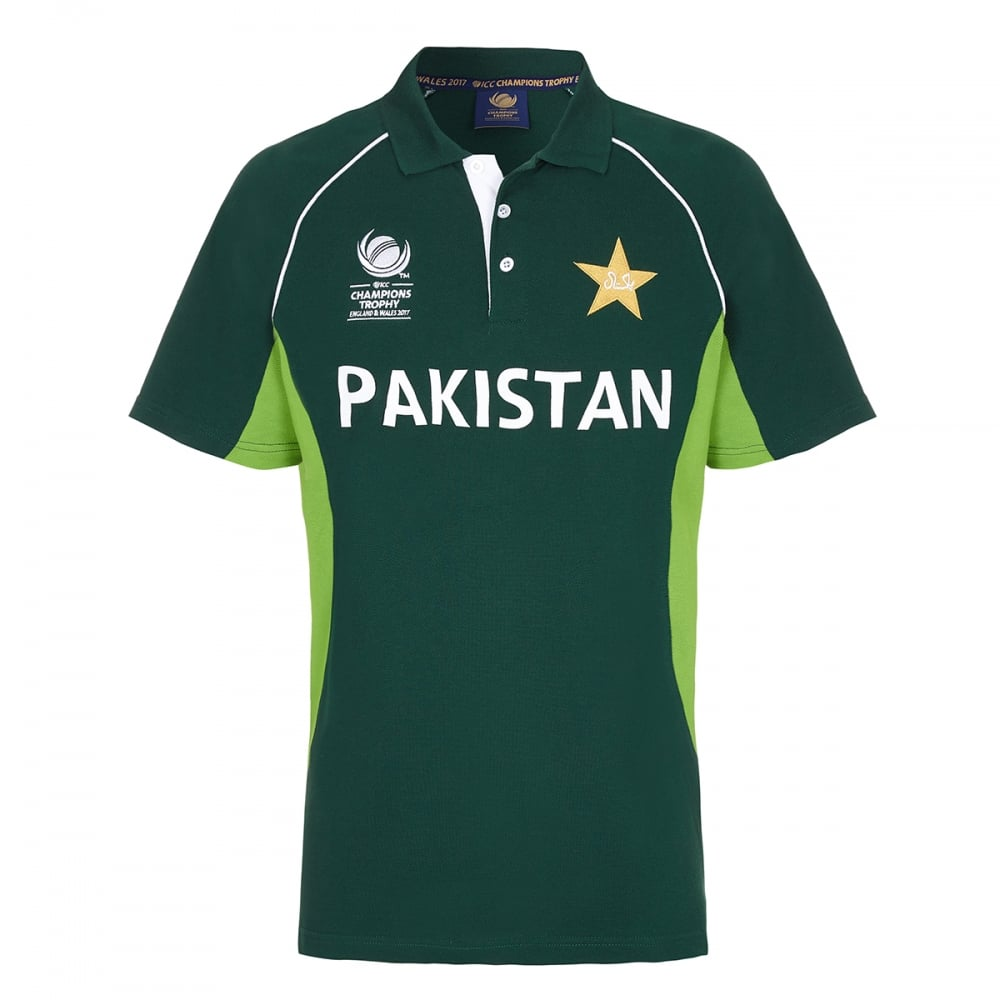 Pakistan Jersey for Champions trophy