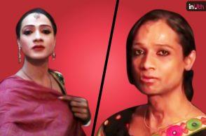Sonia Shaikh, Alif Sonia, transgender acid attack survivor