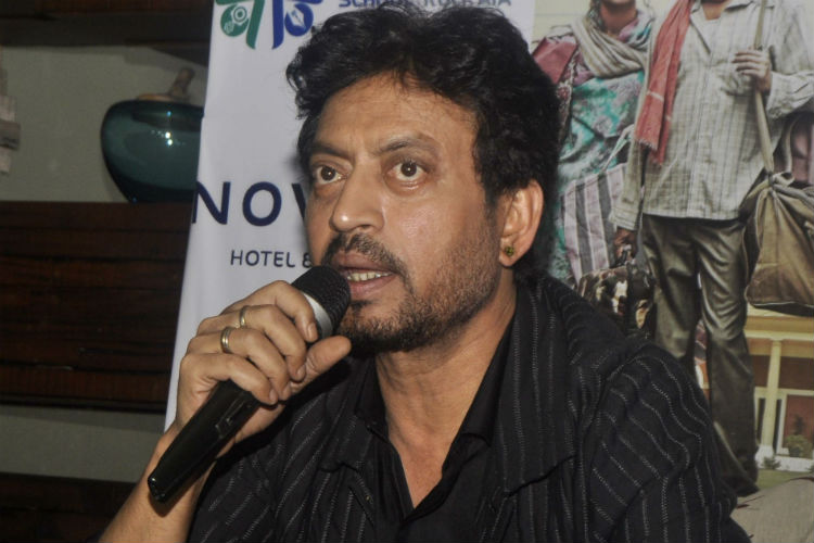 Irrfan Khan finds CBFC's disclaimer demand on his next Hindi Medium debatable