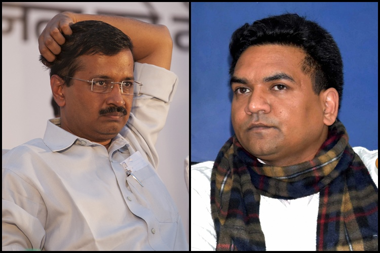 Conspiracy being hatched by BJP through Mishra, AAP alleges