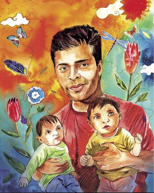 karan-johar-painting