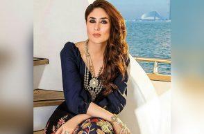 Kareena Kapoor, UK bridal magazine
