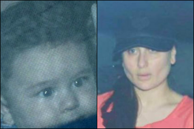 Kareena Kapoor Khan's day out with son Taimur