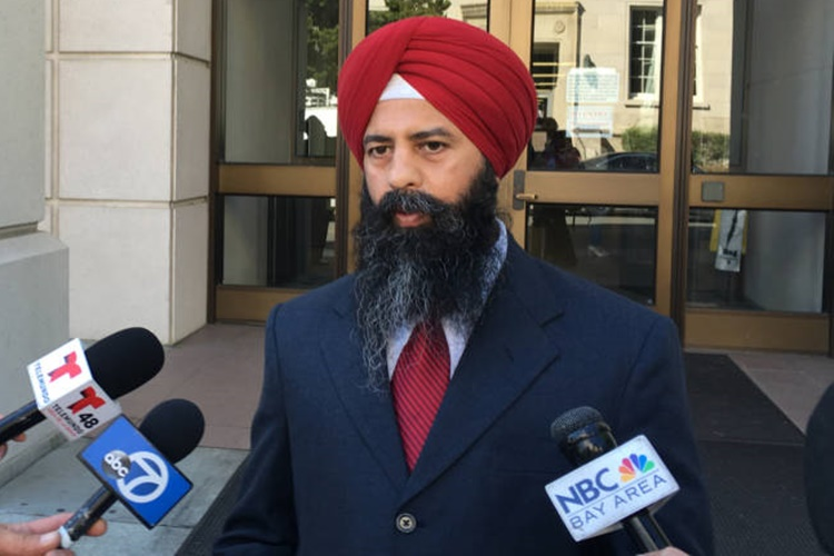 Two jailed in US for assaulting a Sikh American