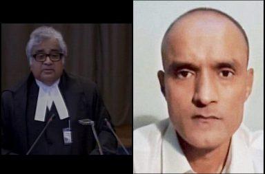 Kulbhushan Jadhav, ICJ, harish salve