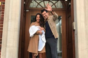 Lisa Haydon with Baby boy (Courtesy: Instagram/Lisa Haydon)