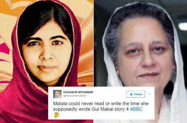 Pakistani politician attacks Malala Yousufzai