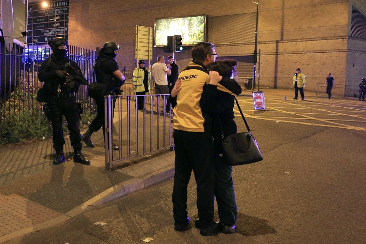 British Police Confirm Deaths After Reported Explosion At Manchester Arena Concert