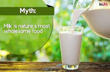 Milk, Milk Myths