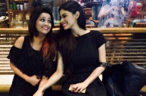 Mouni Roy, Adaa Khan birthday