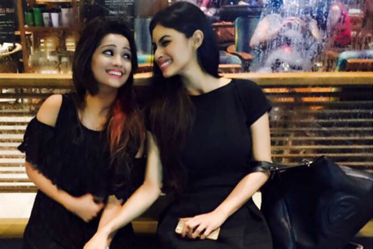 Mouni Roy has the sweetest birthday wish for her Naagin co-star Adaa Khann