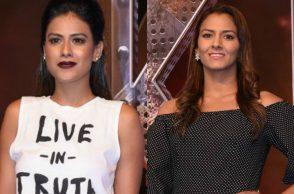 Nia Sharma and Geeta Phogat