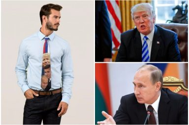 Donald Trump Russian Ties