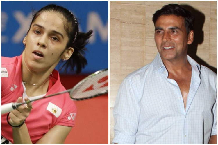 Akshay, Saina criticised in pamphlet purportedly of Maoists