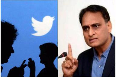 Rakesh Sinha Twitter