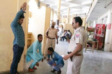 Uttar Pradesh cops are being trained to spot 'Romeos'