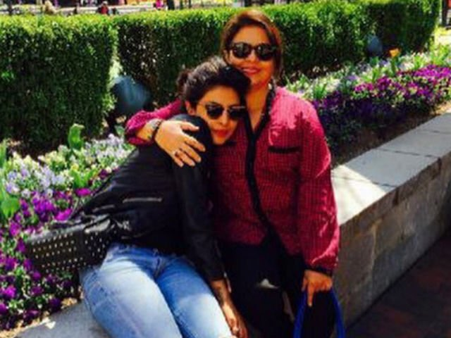 Priyanka Chopra Mother's Day special
