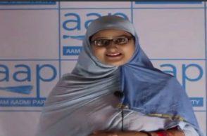 Reshma Nadeem wins MCD bypoll