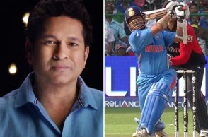 Sachin A Billion Dreams, Sachin Tendulkar