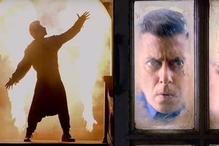Salman Khan and Shah Rukh Khan in Tubelight Trailer