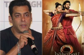 Salman Khan, Baahubali success