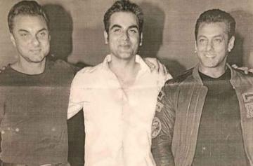 Salman Khan personal pics