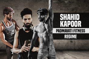 Shahid Kapoor, Padmavati