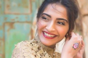 Sonam Kapoor (Courtesy: Instagram/sonamkapoor)