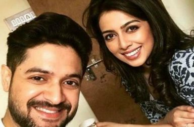 Sonika Chauhan and Vikram Chattejee