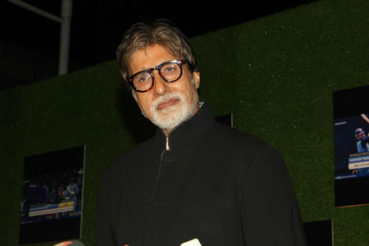 Amitabh Bachchan, Sachin: A Billion Dreams screening