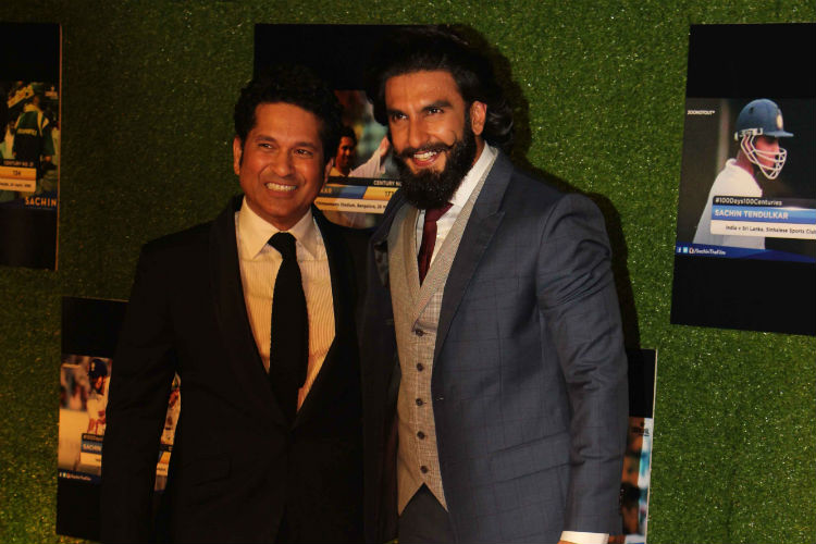 Ranveer Singh,Sachin: A Billion Dreams