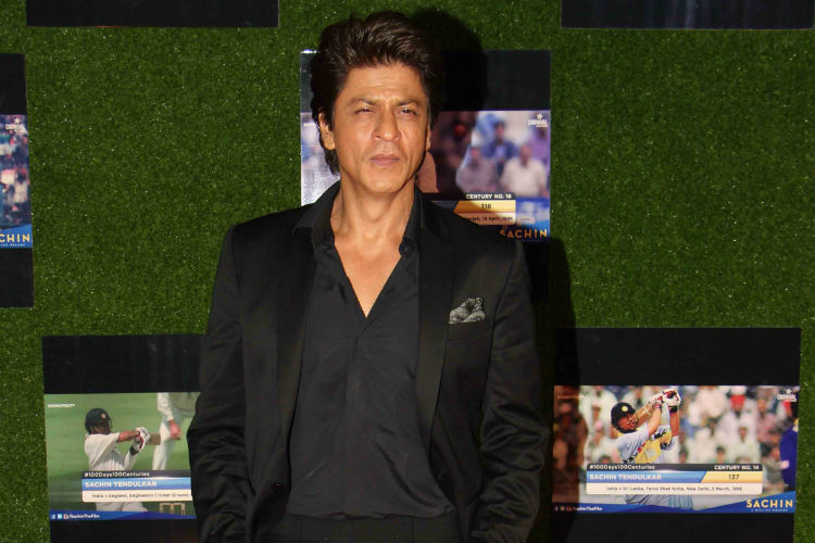 Shah Rukh Khan at Sachin: A Billion Dreams