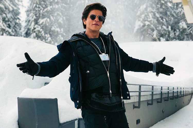 Shah Rukh Khan personal pic