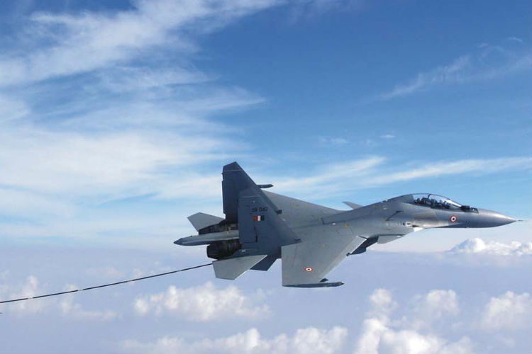 Sukhoi goes missing in Tezpur